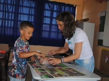 Projeto Pinípedes do Sul realiza atividades de educação ambiental em Santa Vitória do Palmar