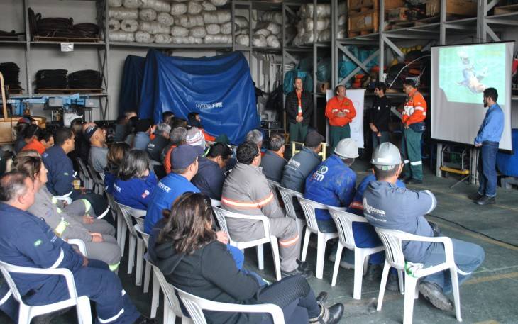 Coordenador do Projeto Pinípedes do Sul realiza palestra alusiva ao Dia do Meio Ambiente