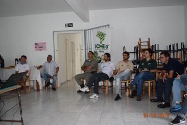 Projeto Pinípedes do Sul participa do Conselho Consultivo em Torres