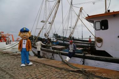 Projeto Pinípedes do Sul promove a 5ª Semana da Pesca Responsável